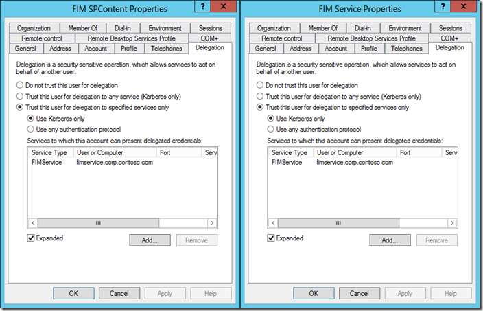 Configuring SharePoint 2013 for the Forefront Identity