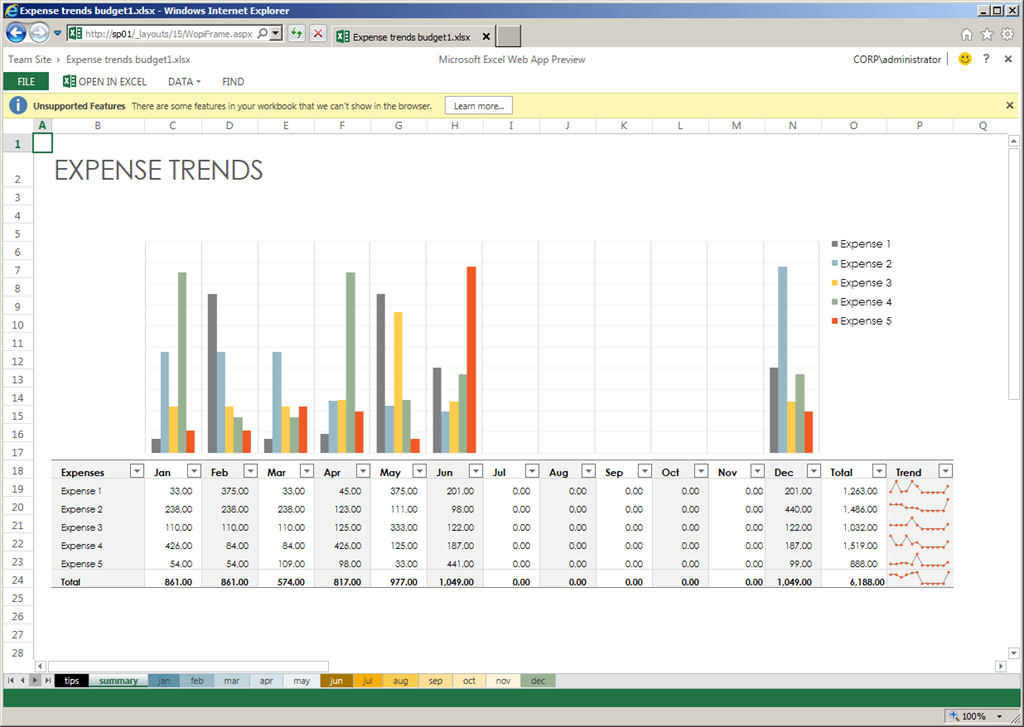 Enabling Office Web Apps Preview editing with SharePoint 2013 ...