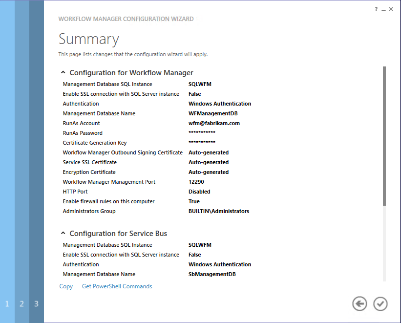 Workflow Manager Farms for SharePoint 2013 Part Two: End to